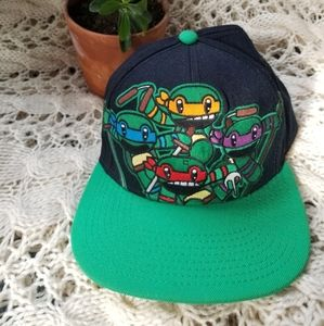 Ninja Turtles Snapback Hat